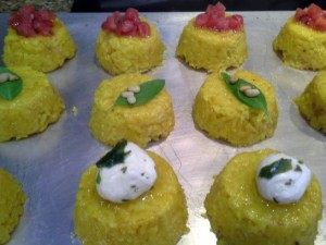 Lemon Risotto Cakes image 1