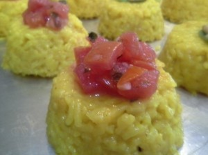 Lemon Risotto Cakes image 2