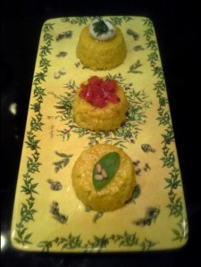 Lemon Risotto Cakes image 3