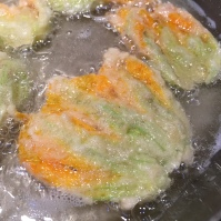 Early Frying Stage